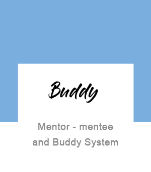 Mentor-mentee and buddy system